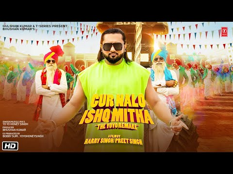 Yo Yo Honey Singh: Gur Nalo Ishq Mitha Whatsapp Status Video (The YOYO Remake) Malkit Singh The Golden Star |Bhushan Kumar