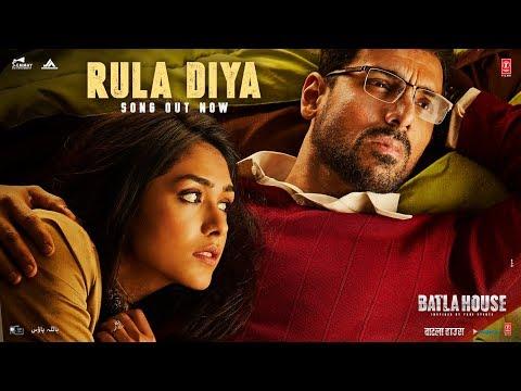 BATLA HOUSE: Rula Diya Whatsapp Status Video| John Abraham, Mrunal Thakur | Ankit Tiwari,Dhvani Bhanushali, Prince Dubey