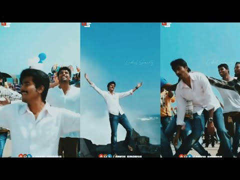 Boomi Enna Suthudhe 💕 Vaazkha Mella Mella 💕 Full Screen WhatsApp Status 💕 Swag Video Status