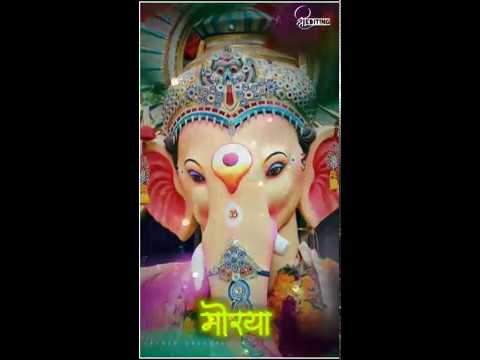 Ganpati Bappa Whatsapp Status |Bappa Morya KoliWood WhatsApp Status|#BappaLover| #2September2019 | Swag Video Status