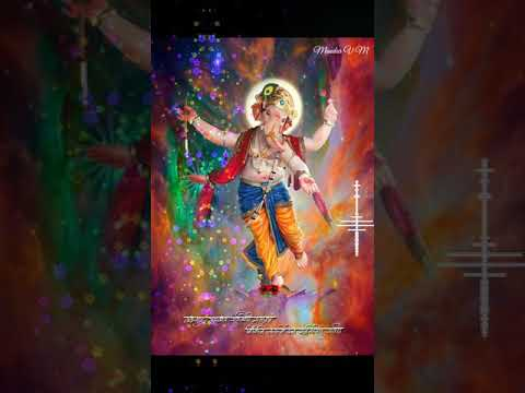Colourfull-Ganpati Whatsapp status full screen | Swag Video Status