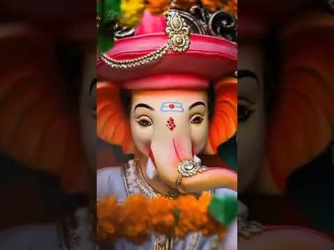 Lord Ganesha Whatsapp Status 😍 / Ganesh Mantr Whatsapp Status Video Song/ Full Screen Status 😍 Swag Video Status