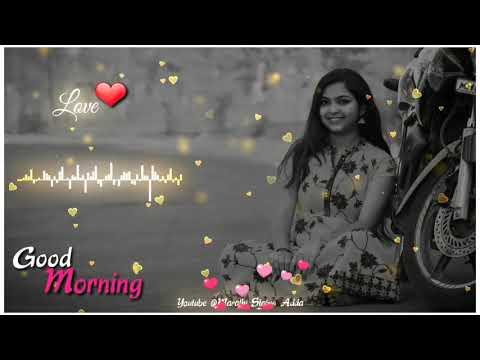 New Marathi Dj Remix Whatsapp Status Video || Status Good Morning || Swag Video Status
