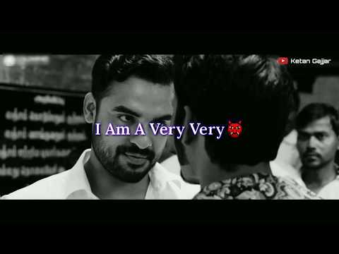 Maari 2 ' If You are bad, I am your dad' Dialogue WhatsApp Status | Swag Video Status
