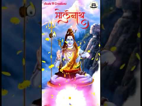 Bam Bam Bhole, Bam Bhole WhatsApp Status, Om Namah Shivaya full Screen Status | Swag Video Status