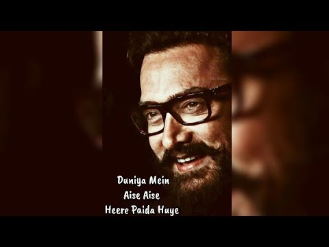 Best Motivational Dialogue👌👌Amir Khan Dialogue 😎/FullScreen WhatsApp Status / Swag Video Status