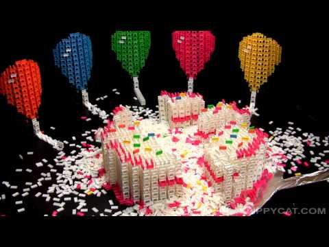 Animation effect Happy Birthday | Swag Video Status