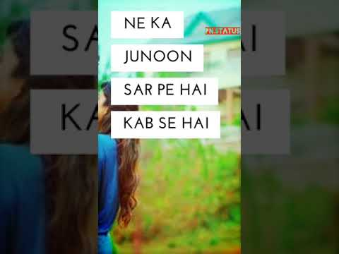 Tumhe apna banane ka | New remix full screen | Swag Video Status
