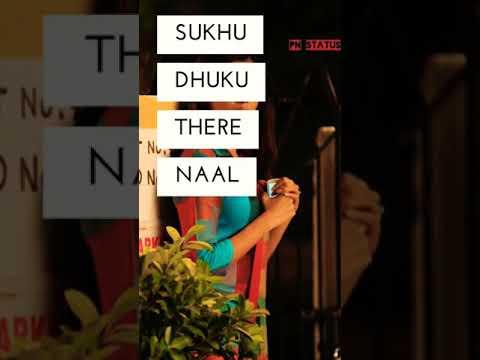 Tere Bin Nahi Lagda Dil Mera Dholna full screen | Swag Video Status