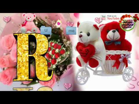 R Letter whatsapp status video | Happy Friendship day to my dear fnds with R | Swag Video Status