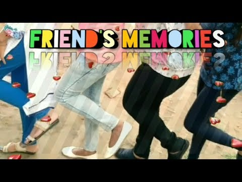 Friend's Memories| Hum rahe ya na rahe kal FRIENDSHIP DAY SPECIAL WHATSAPP STATUS VIDEO 2018| Swag Video Status