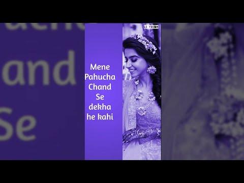 Mene Phucha chand se full screen status   full screen status   Swag Video Status