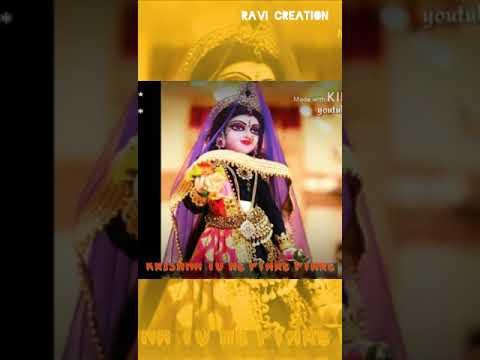 Krishna to he pyare pyare unse pyare radhi | Swag Video Status