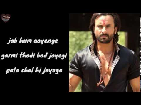 saif ali khan best dialogues || attitude || WhatsApp Status Video | Swag Video Status