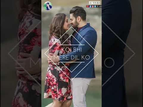 Dil Hoke Juda Tujhse Reh Pata Nahi | Full Screen Video Status | Swag Video Status
