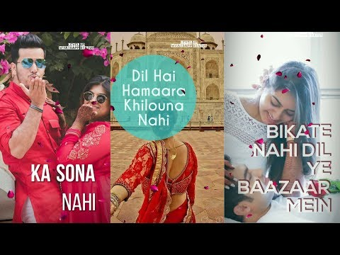 Teri _ Tizori _ ka _ Sona _ Nahi _ Dil _ Hai _ Humara _Full screen _ Whatsapp Status   Swag Video Status