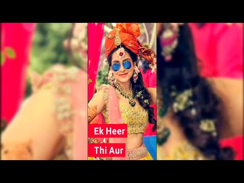 Ek Heer Thi Aur Tha Ek Ranja | Full Screen Video Status | Swag Video Status