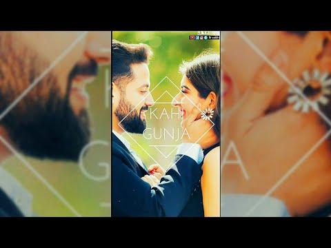 Koi Nagama Kahi Gunja Kaha Dil ne | Romantic full screen status | Swag Video Status