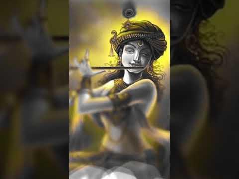 Radhe Radhe Radhe Shyam Govind Radhe | Janmashtami special Krishna full screen WhatsApp status | Swag Video Status
