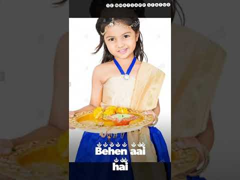 New Rakshabandhan Status 2019 | meri rakhi ki dor | Full Screen || Happy Rakshabandha | Swag Video Status