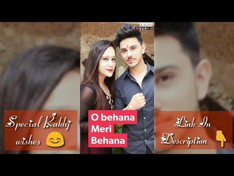 Rakhi full screen status    raksha bandhan full screen status    raksha bandhan     Swag Video Status