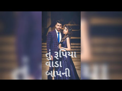 Tari vato baka Lakh ni | gujrati full screen status (jiganesh kaviraj) New Gujarati WhatsApp status video, Gujarati status | Swag Video Status
