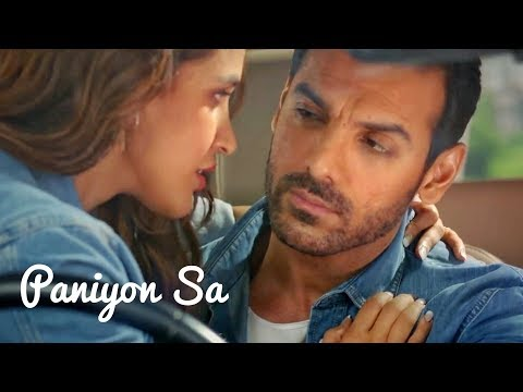 Paniyon Sa Song Whatsapp Status - Atif Aslam | John Abraham | New Whatsapp Video Status 2018