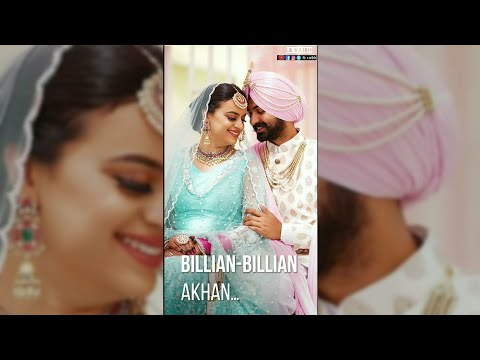 Sab Khel Teri Akh da billo | New full screen status love || full screen status new | Swag Video Status