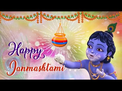 Happy Janmashtami 2019 | Special Dahi handi Whatsapp Status Video | Swag Video Status