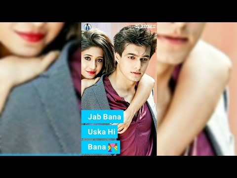 Jab Bana Uska Hi Bana | New Full Screen Status | Swag Video Status