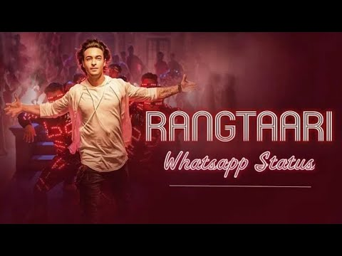 Rangtaari Whatsapp Status Video | Loveratri |  Yo Yo Yo Honey Singh Loveratri Whatsapp Status | Swag Video Status
