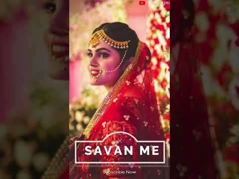 Sawan me Morni banke nachu | New Full Screen Whatsapp Status Video | Navratri video Status | Swag Video Status