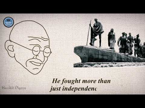 Gandhi Jayanti Whatsapp status | 2 October Special WhatsApp Status | New WhatsApp Status Video 2018 |Swag Video Status