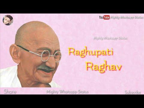 Aaj Ki Party Tere Naam Raghupati Raghav Raja Ram - Gandhi jayanti Special Whatsapp status 2018 | Swag Video Status